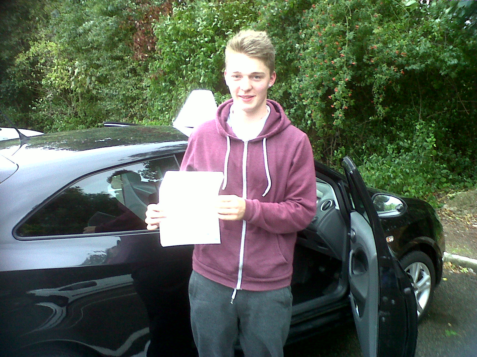 """AND again another STUDENT PASSES DRIVING TEST 1st time ... well done Nat Sandy great drive mate ..  I am just glad that my students have friends out side my postcode discount or ALL MY STUDENTS WOULD THINK TEST TO EASY always passing 1st time .AS THEY KNOW THIER MATES TOOK LONGER AND MORE TRYS.... """" I MUST BE DOING SOMETHING RIGHT """""""